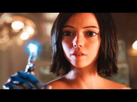 Алита: Боевой ангел — Русский трейлер #2 (2019)
