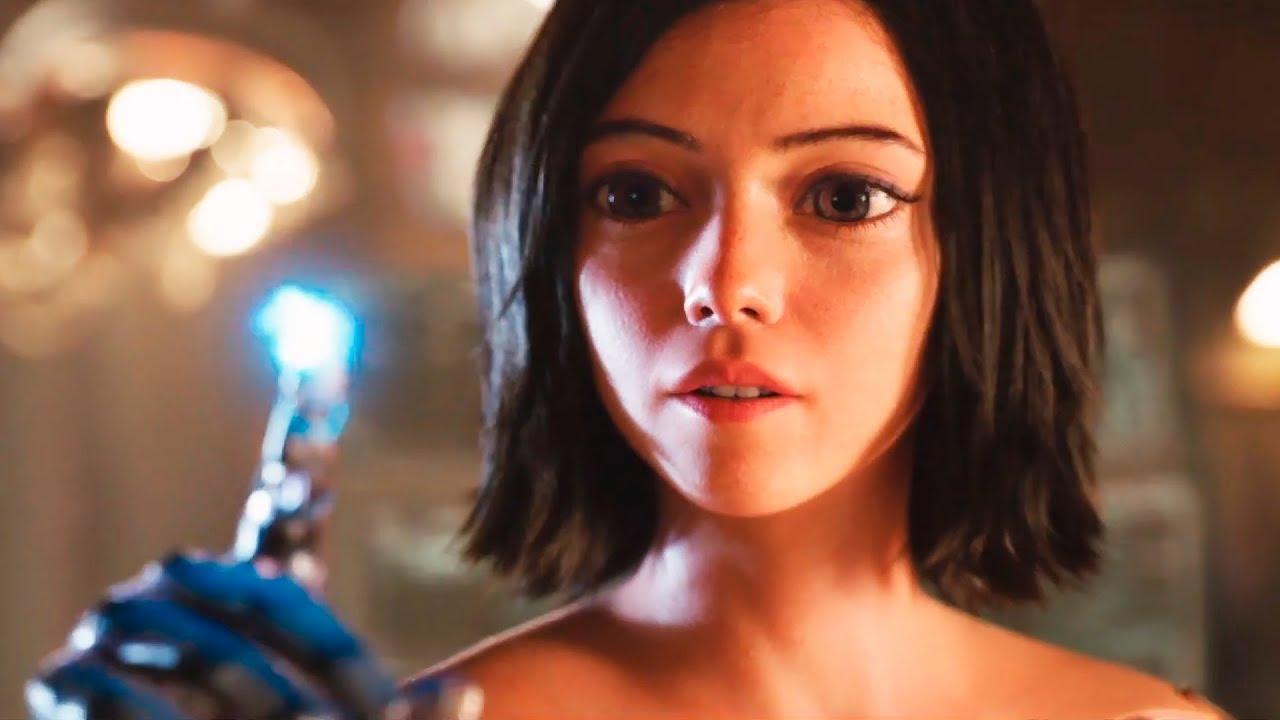 Новый трейлер «Алита: Боевой ангел»