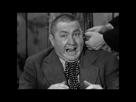The Three Stooges All Funny Moments 1943-1945