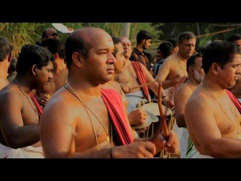 Pandi melam, Mattannur Sankarankutty, Festival, Kerala