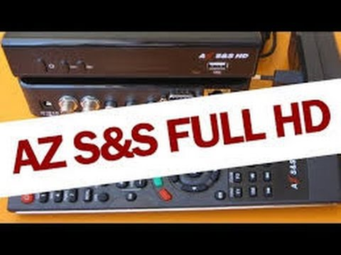 Actualizar Az S&S HD via Cable Serial RS232