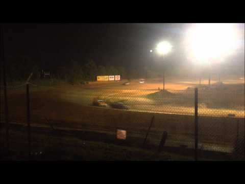 Stinger Feature 05/05/2012 - Carl Dodson - 2 races, 2 Different Tracks, 2 WINS!!