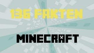 136 FAKTEN die du noch nicht alle über Minecraft weißt