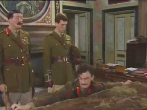Black Adder Goes Forth - 1 to 1 clip.wmv
