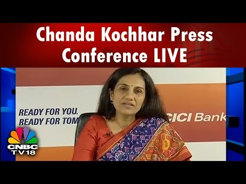ICICI Bank Q4 Results: Chanda Kochhar Press Conference LIVE