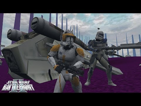 Star Wars Battlefront 2 Mod | Battle Of Malastare Beta