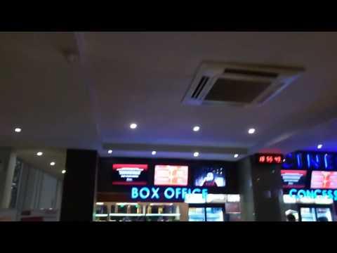 Bioskop cinema XXI E-plaza simpang lima semarang #