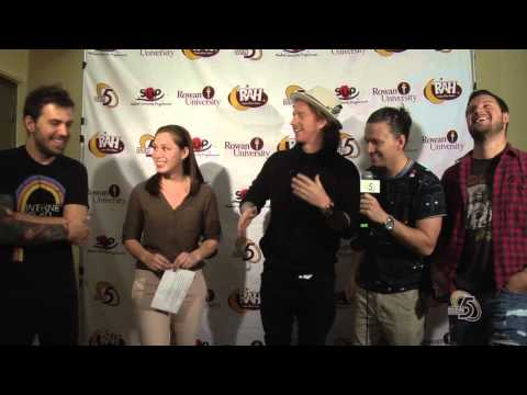 ProfStock 2015: We the Kings Interview
