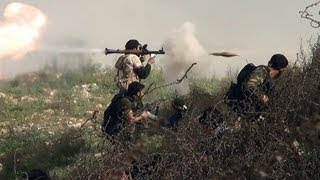 Al Nusra Front In Heavy Clashes On The Outskirts Of Damascus