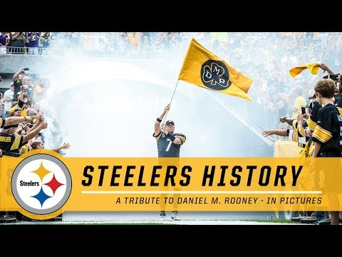 A Tribute to Dan Rooney - In Pictures