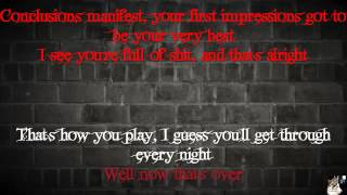 Trapt - Headstrong With Lyrics (HQ+HD)
