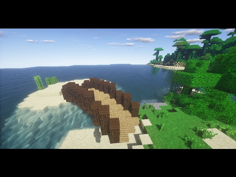 Build A Diagonal Bridge In Minecraft