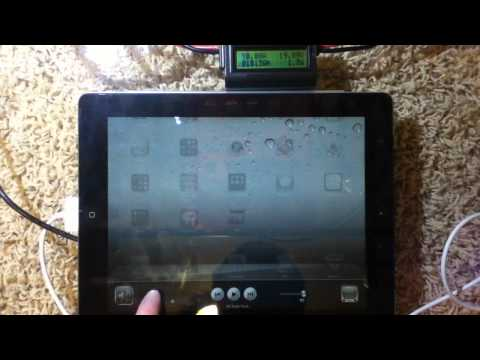 How Much Power Does An Ipad Use