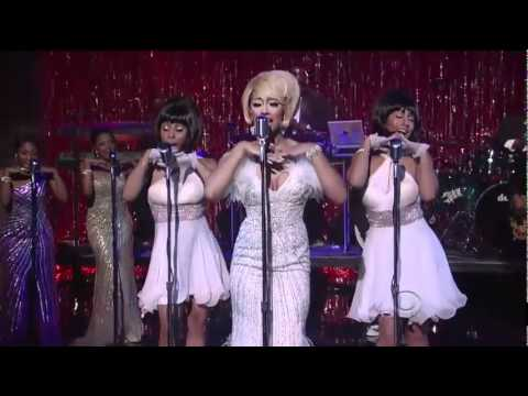 Keri Hilson - 'Pretty Girl Rock' on The Late Show with David Letterman