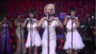 keri hilson pretty girl rock on the late show with david letterman