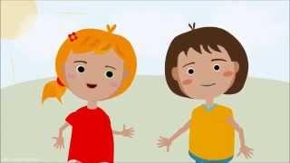 Мультик-Песня Весёлая Считалочка до Пяти - Это обучающее видео, чтобы научиться считать