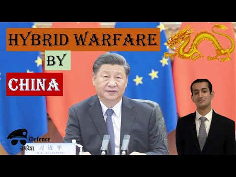Hybrid warfare of china | Data mining and data gathering by Chinese companies | threat from china