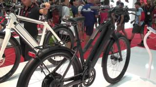 Stromer Electric Bikes | Interbike 2015 | Electric Bike Report