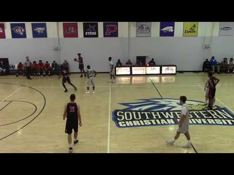Part 1 SCU EAGLES MBB JV vs. Connors State College NJCAA 1