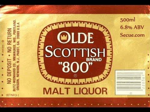 Experimental Brewing - Malt Liquor