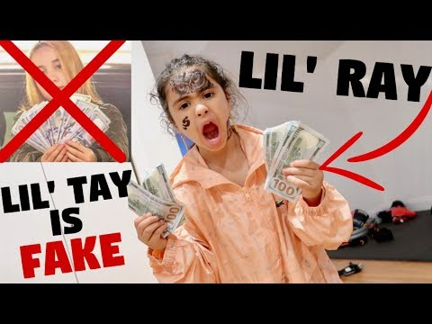 Lil Ray EXPOSED Lil Tay!!!