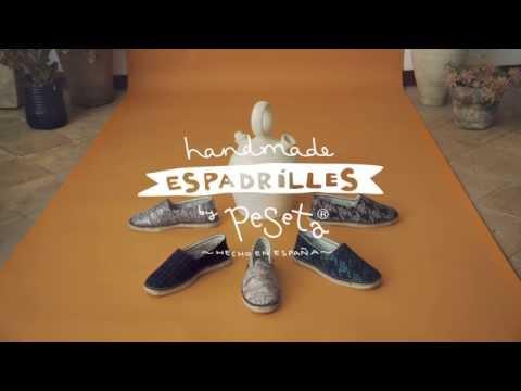 Marc Jacobs colabora con la firma española peSeta en una colección de alpargatas