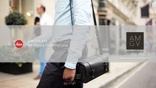 Bill Amberg Studio For Leica | Camera Bag