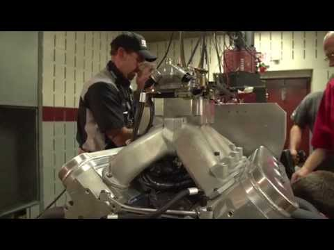 660-Horsepower LS Combo By BES Racing/John Lohone, Amsoil Engine Masters 2014