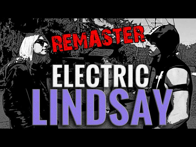 The Following Announcement Show - Electric Lindsay (Remaster)