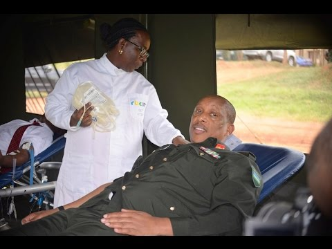 RDF LAUNCHES BLOOD DONATION CAMPAIGN