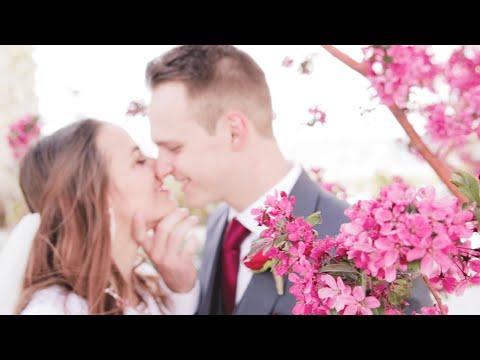 Payson LDS Temple Wedding   Lane + Amy