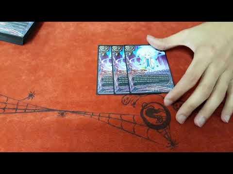 Buddyfight Deck Profile Curse Dragons Ft. Sergio Melendez