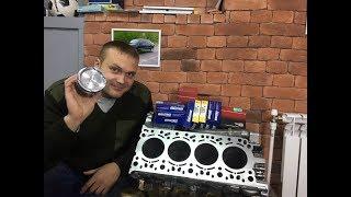 Убитый Porsche Turbo S. Дорогостоящий ремонт мотора. Монстр 7.