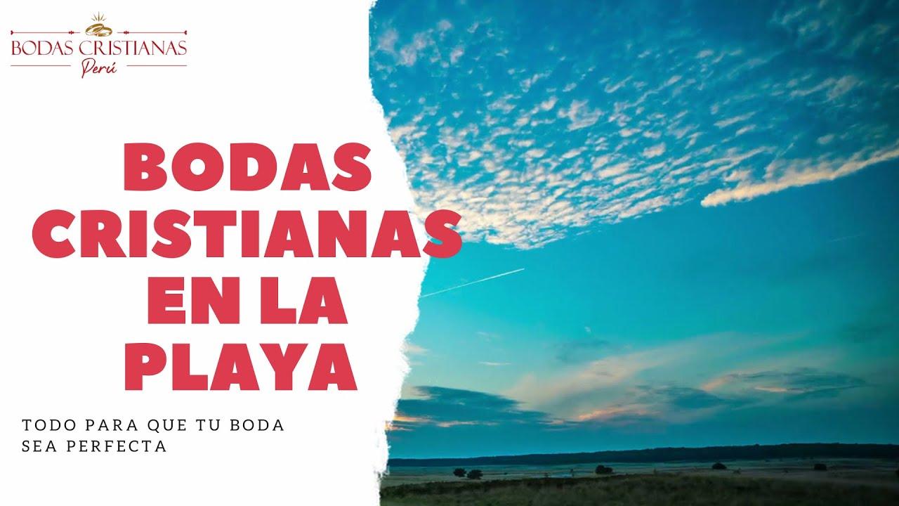 Matrimonio Catolico En La Playa : Bodas en la playa youtube
