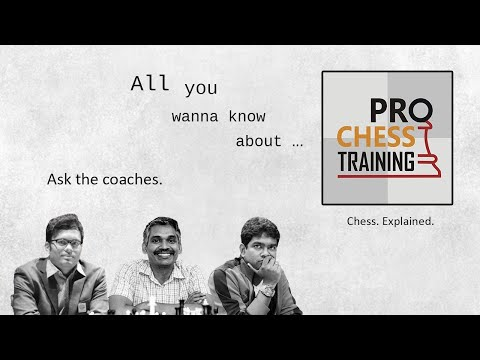 Pro Chess Training. Everything you need to know. Demo class information.