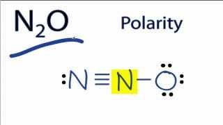 is n2o polar or nonpolar