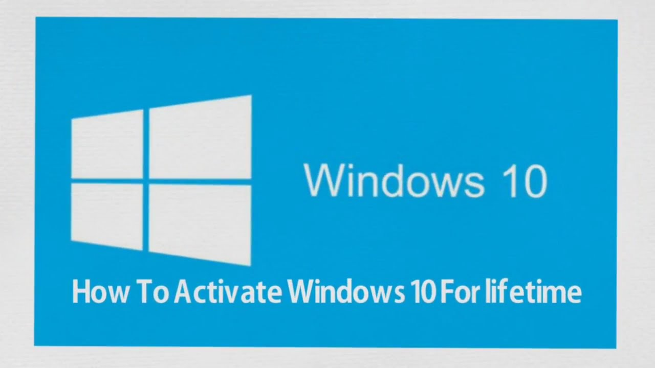 How to activate windows 10 for lifetime 100 work free activate how to activate windows 10 for lifetime 100 work free activate your windows now ccuart Choice Image