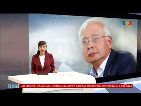Najib Tidak Tahu Wang 1MDB Masuk Dalam Akaun Peribadi