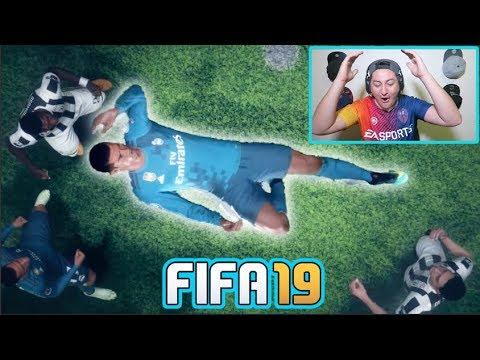 ¡REACCIONES AL TRAILER DE FIFA 19! | PAUL AL CHILE