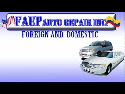 faep auto repair/new york