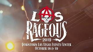 Las Rageous 2019 Lineup Announcement