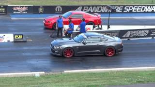 Ford Day 2017 Bandimere 17 Ford Mustang Run 3