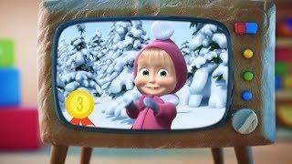 Песенки про зиму - Мультобзор - С добрым утром, малыши!