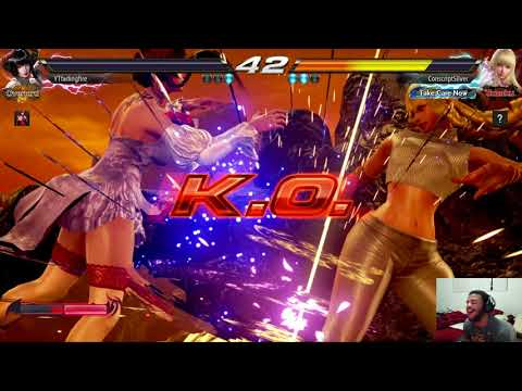 Tekken 7- My hate for Lili grows!! (conscriptsilver)