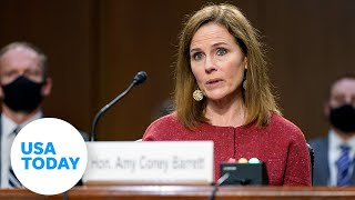 Amy Coney Barrett on recusal if 2020 election outcome hits Supreme Court | USA TODAY