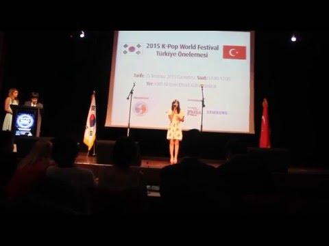 K-POP World Festival  Turkey  Sinem Kadıoğlu ~ It&39;s Okay That&39;s Love  괜찮아 사랑이야 COVER