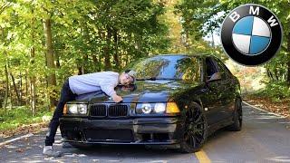 J'achète ma voiture de rêve à l'âge de 17ans! (BMW E36)