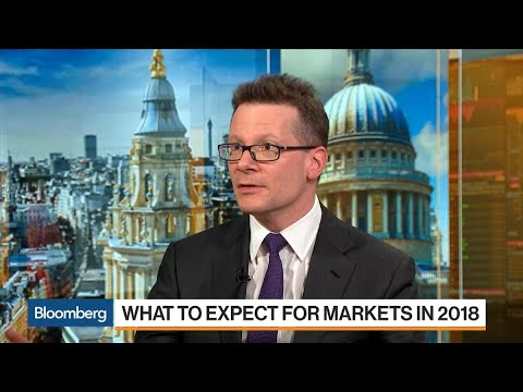 JPM's Gartside Says Wage Growth Could Be a Theme in 2018