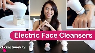 Electric Face Cleansers - Tried and Tested EP34