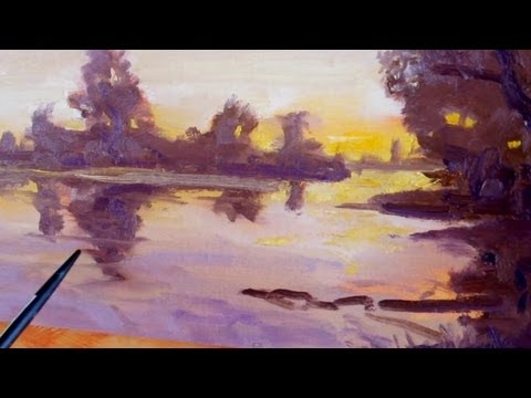Painting With an Artist | At Home With P. Allen Smith